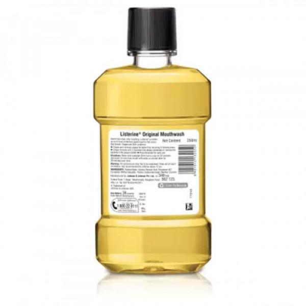 Listerine Original Mouthwash, 500ml