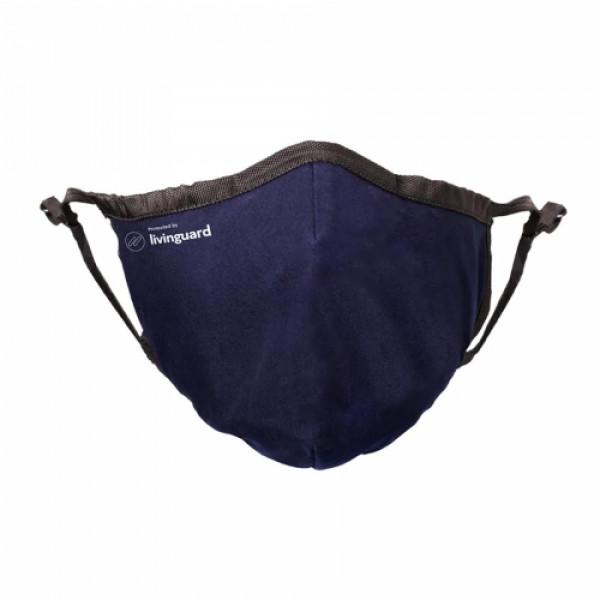 Livinguard Face Mask Pro (Large) - Blue