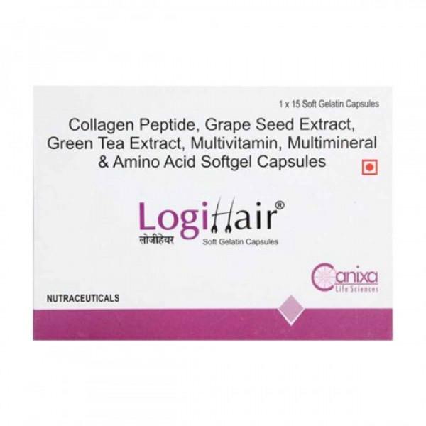 Logihair, 15 Capsules