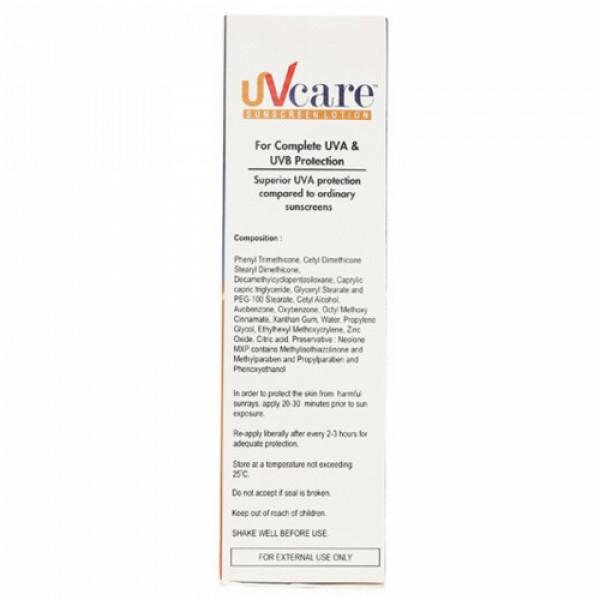 UV Care Sunscreen Lotion SPF 30, 60ml
