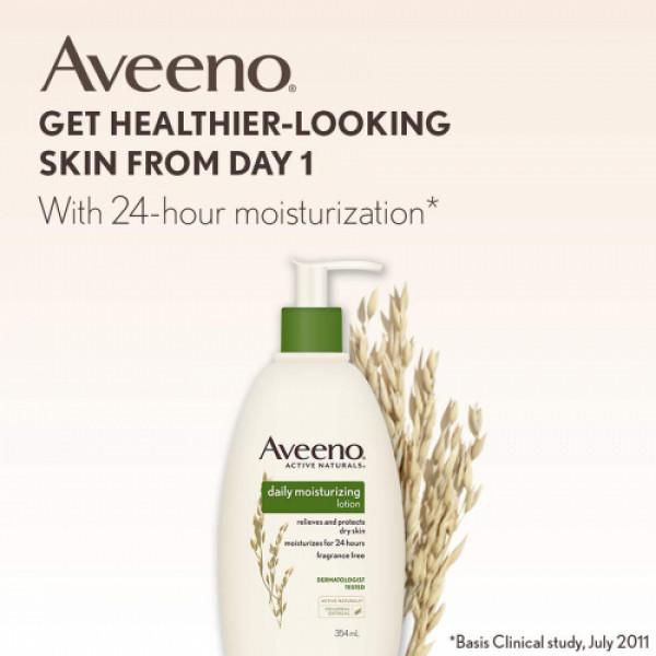 Aveeno Daily Moisturizing Lotion, 354ml
