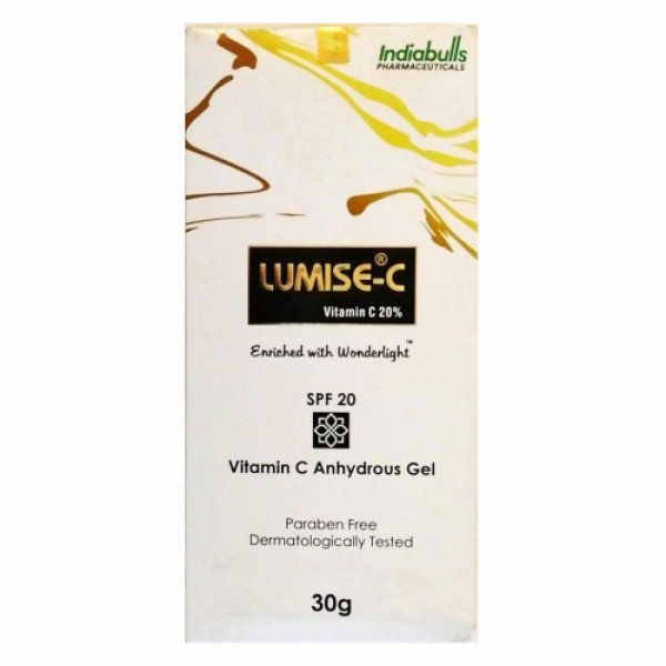 Lumise C Anhydrous Gel, 30gm