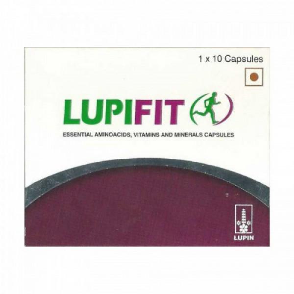 Lupifit, 10 Capsules