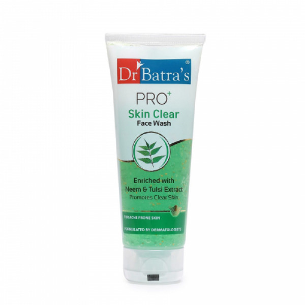 Dr Batra's PRO+ Skin Clear Face Wash, 100gm