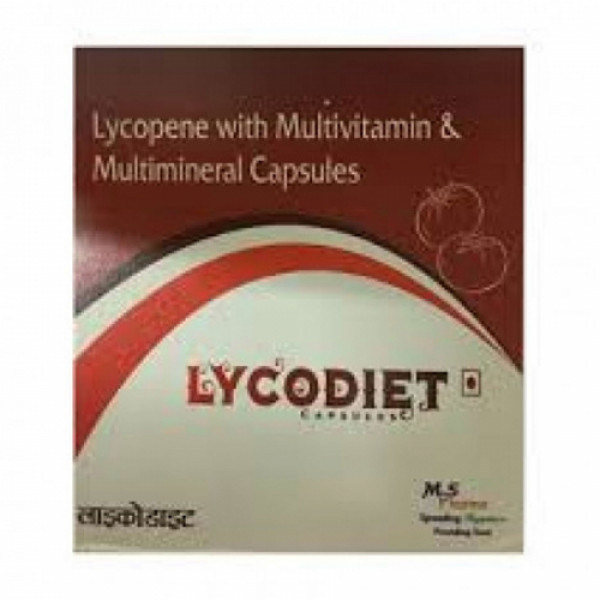Lycodia, 10 Capsules