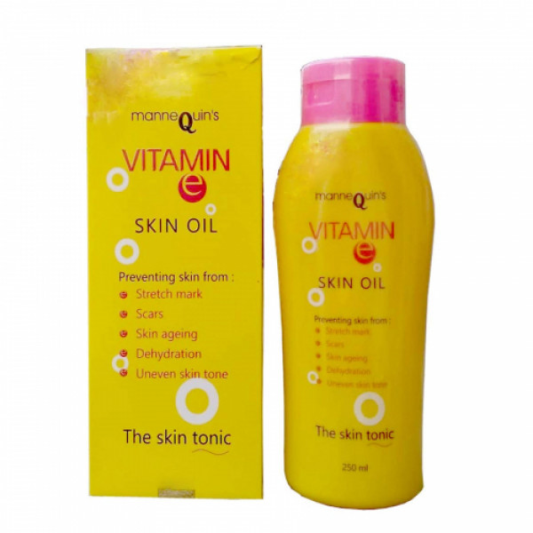 ManneQuin's Vitamin E Skin Oil, 100ml