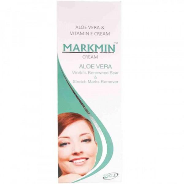 Markmin Aloe Vera & Vitamin E Cream, 60gm