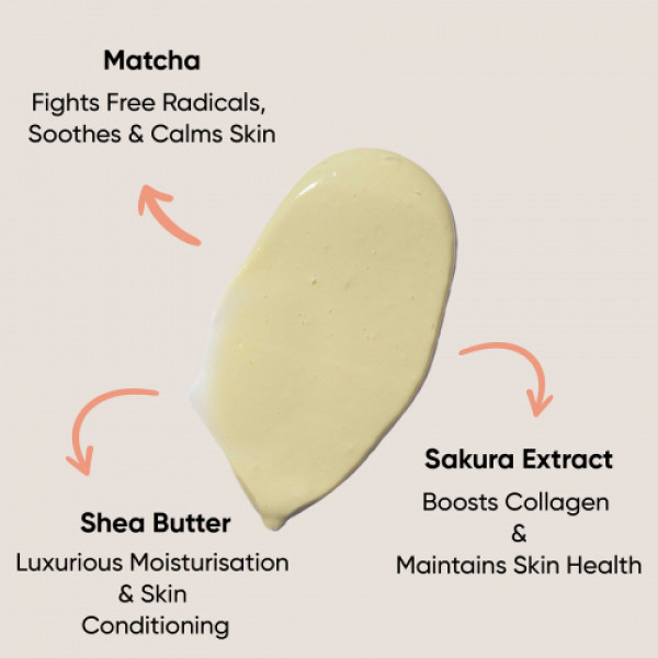 Tencha Matcha Body Lotion, 200ml