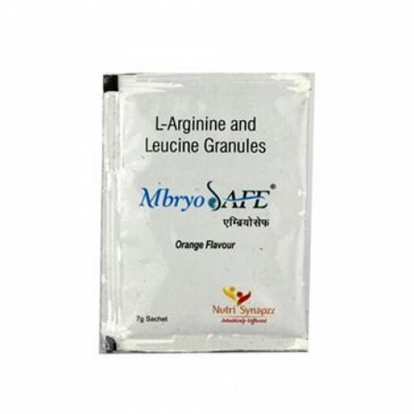 Mbryosafe Sachet, 1's