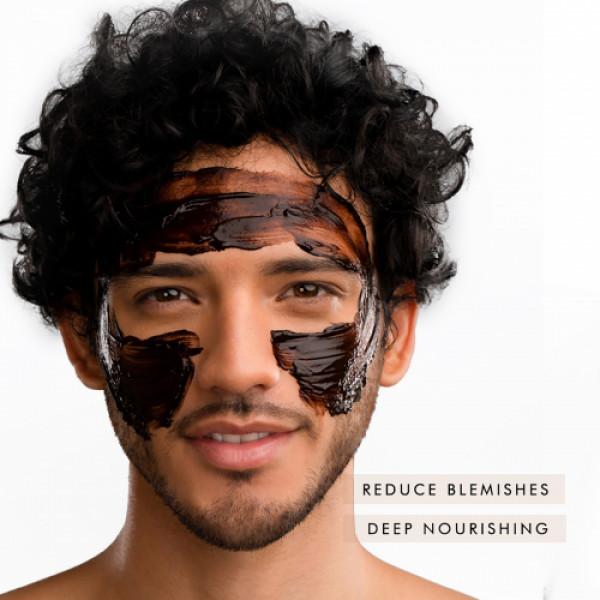 mcaffeine Naked And Rich Deep Nourishing Choco Face Mask, 100gm