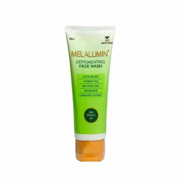 Melalumin Face Wash, 60ml