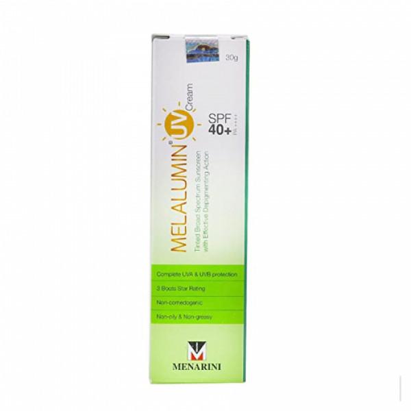 Melalumin UV Cream, 30gm