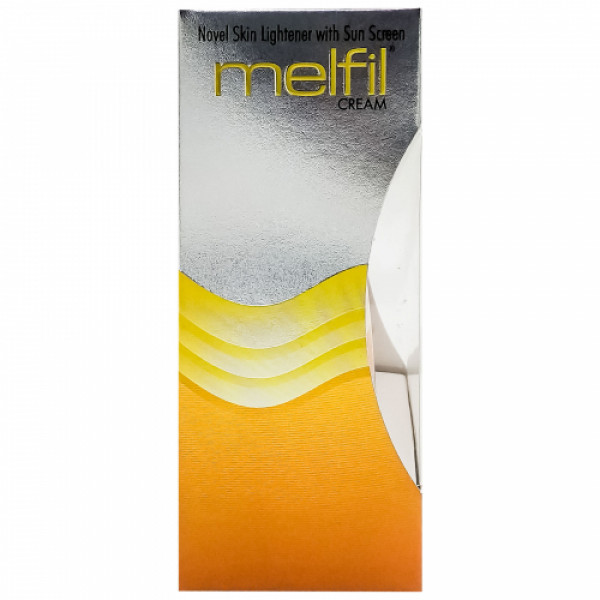 Melfil Cream, 50gm