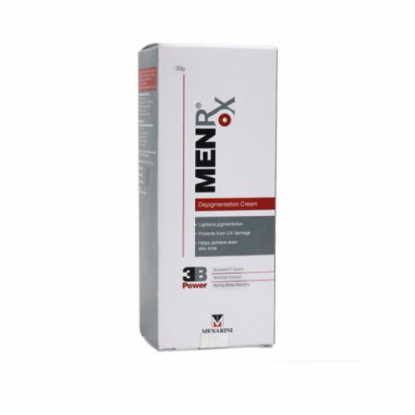 Menrox Depigmentation Cream, 30gm