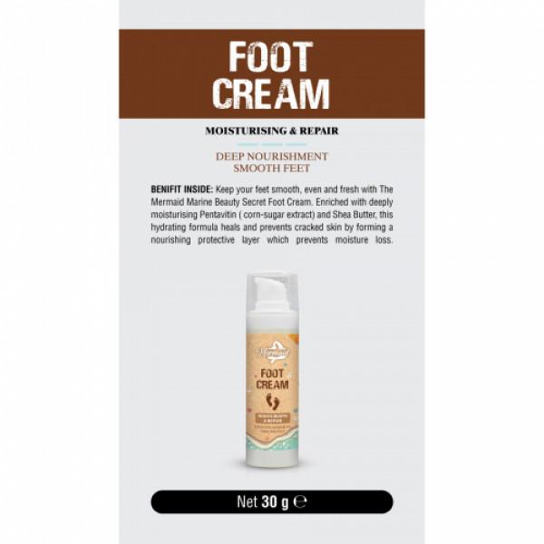 Mermaid Foot Cream, 30gm