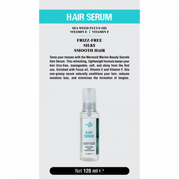 Mermaid Hair Serum, 120ml