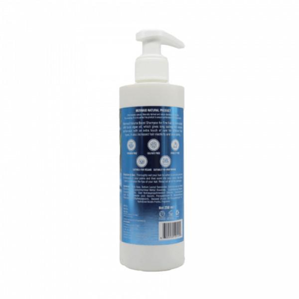 Mermaid Volume Boost Shampoo, 250ml