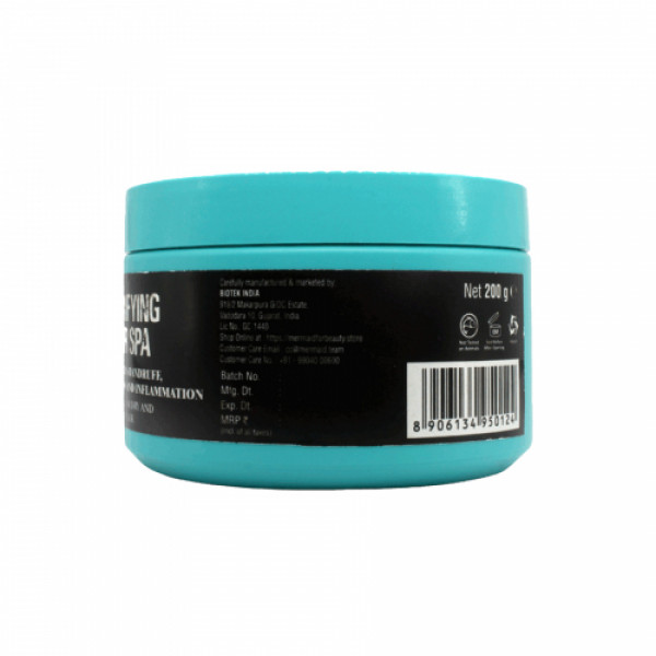 Mermaid Purifying Hair Spa, 200gm
