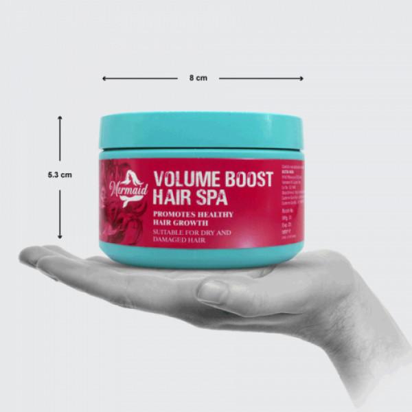 Mermaid Volume Boost Hair Spa, 200gm