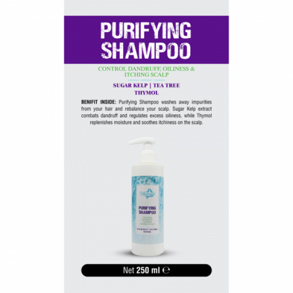 Mermaid Purifying Shampoo, 250ml