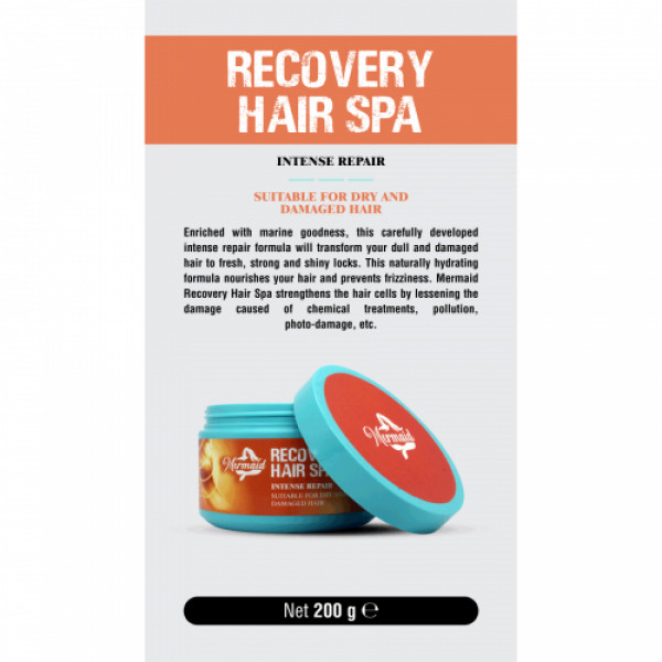 Mermaid Recovery Hair Spa, 200gm