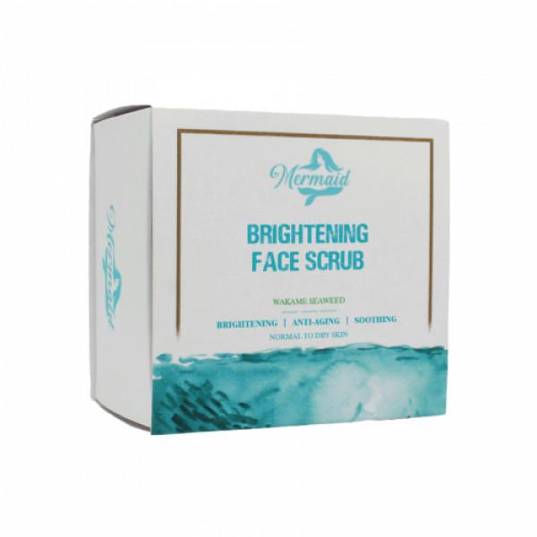 Mermaid Brightening Face Scrub, 50gm