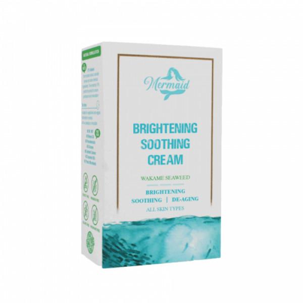 Mermaid Brightening Soothing Cream, 30gm