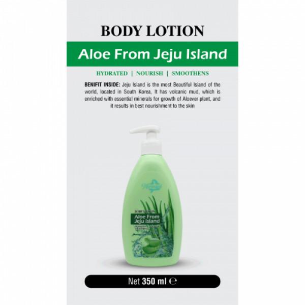 Mermaid Aloe From Jeju Body Lotion, 350ml