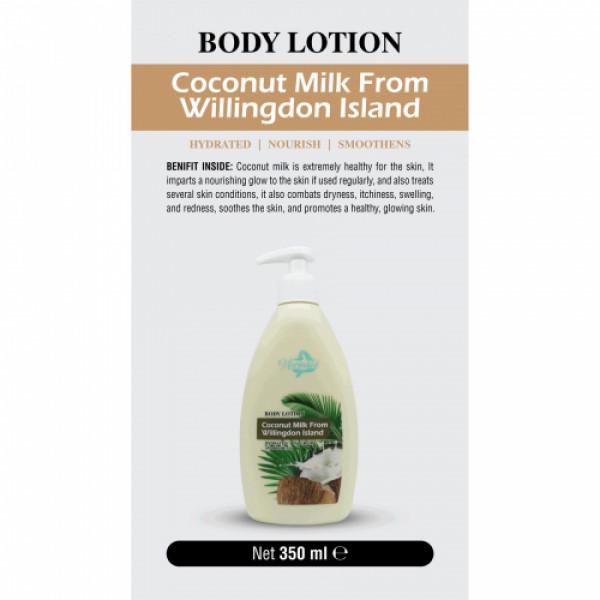Mermaid Coconut Milk Body Lotion, 350ml