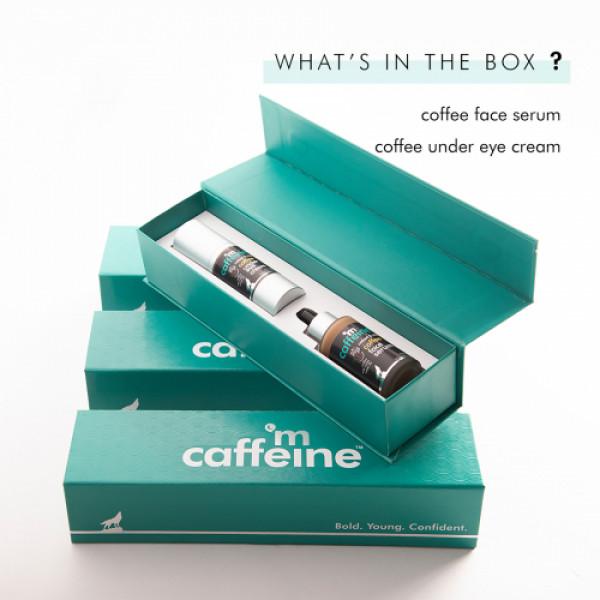 mCaffeine Coffee Prep Gift Kit, 70ml