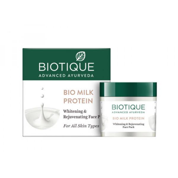Biotique Bio Milk Protein Face Pack, 50gm