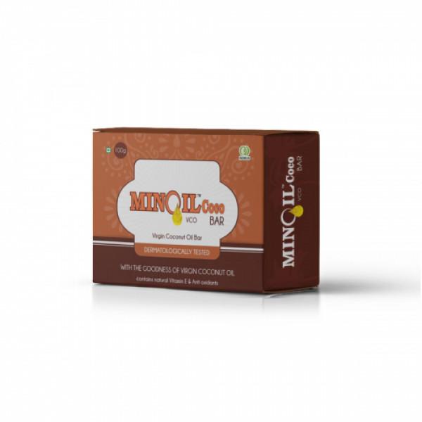 Minoil Coco VCO Bar, 100gm