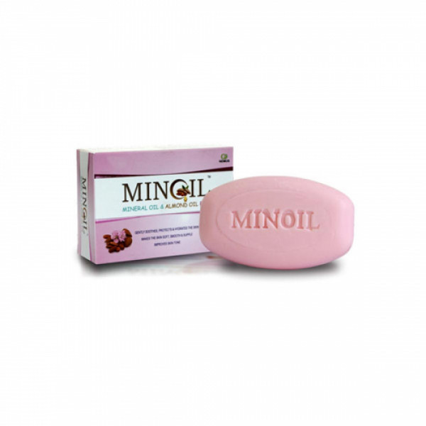 Minoil Bar Soap, 100gm