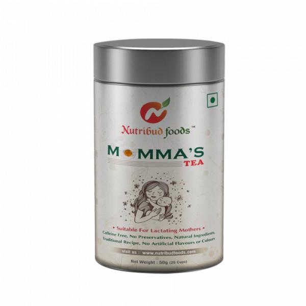 Nutribud Foods Momma's Tea, 50gm