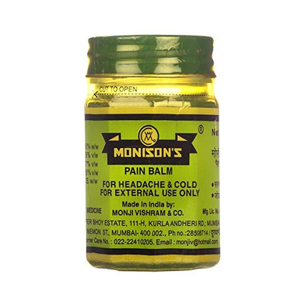 Monison's Pain Balm, 100gm