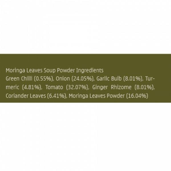 Myglyindex Moringa Soup, 10gm (Pack Of 10)