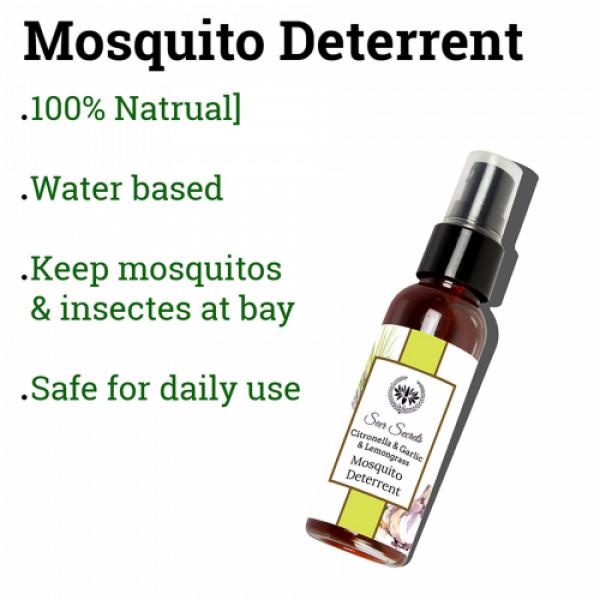 Seer Secrets Mosquito Detterent, 50ml