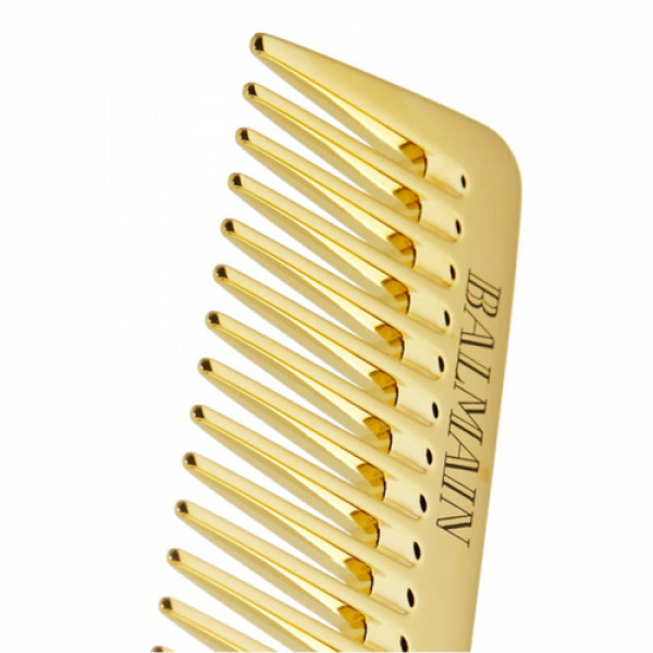 Balmain Paris Golden Cutting Comb