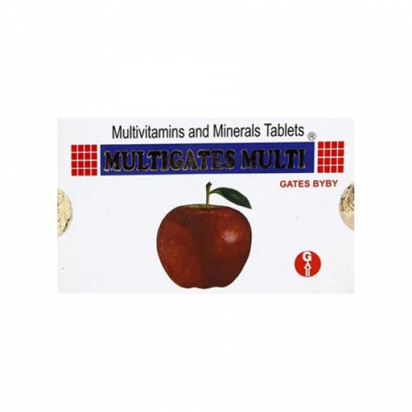 Multigates Queen, 10 Tablets