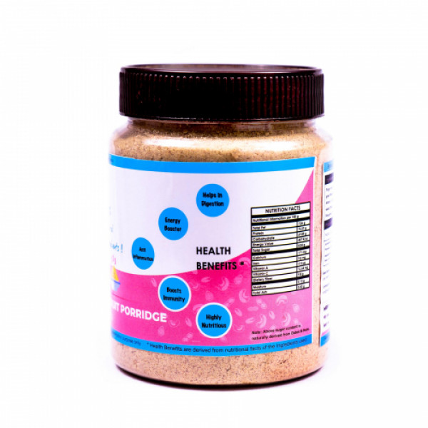 Healthy Panda Multigrain Dry Fruit Porridge, 250gm