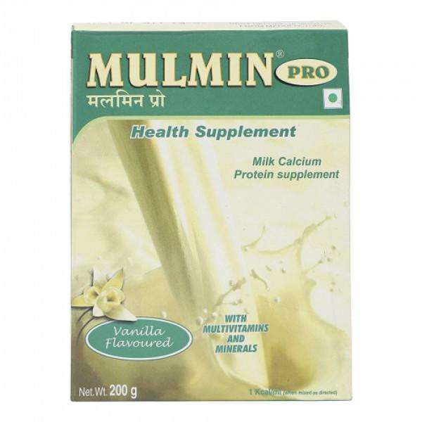 Mulmin Pro Vanilla, 200gm