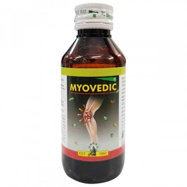 Myovedic Massage Oil, 30ml