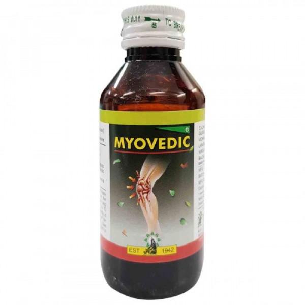 Myovedic Massage Oil, 100ml