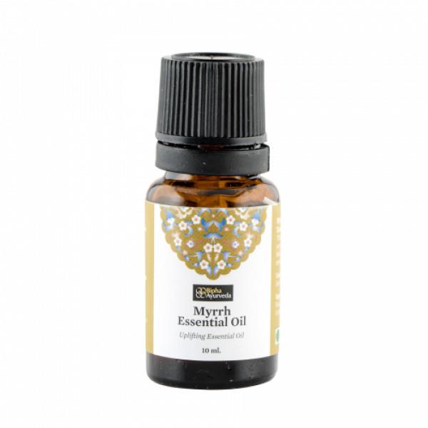 Bipha Ayurveda Myrrh Essential Oil, 10ml