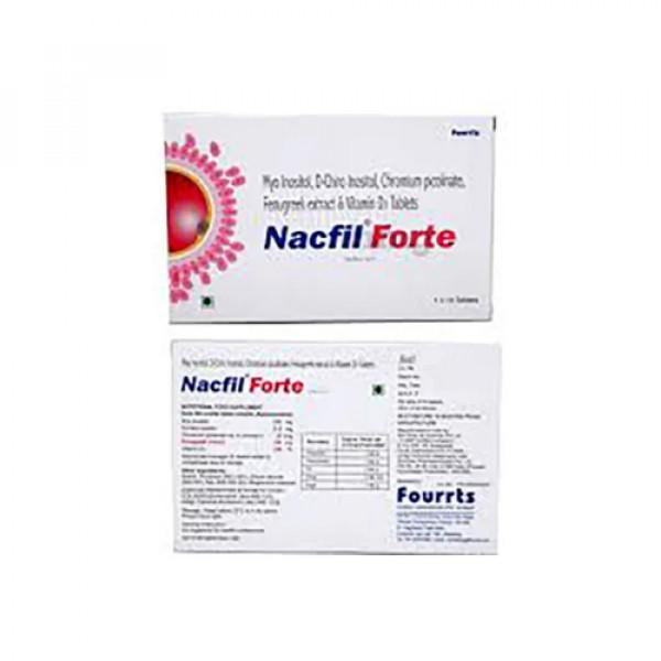 Nacfil Forte Tablets, 10's