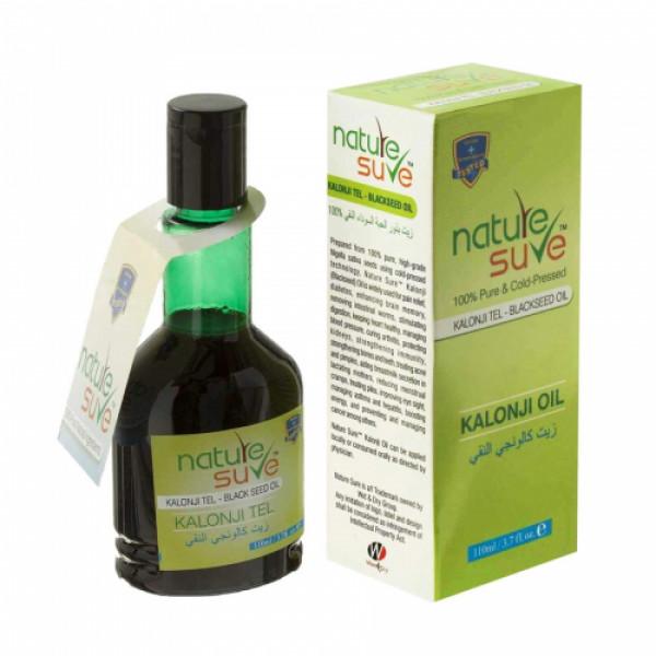 Nature Sure Kalonji Oil, 110ml