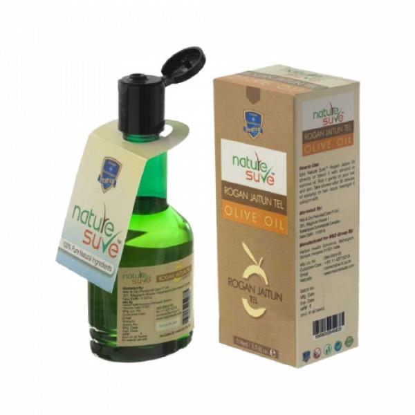 Nature Sure Rogan Jaitun Oil, 110ml