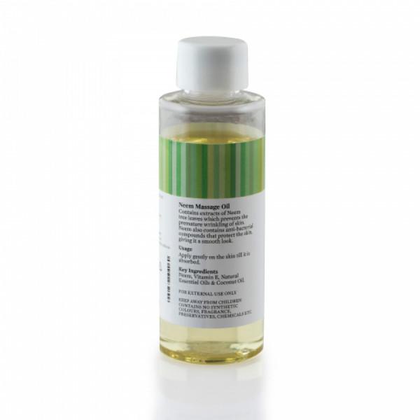 Bipha Ayurveda Neem Massage Oil, 90ml
