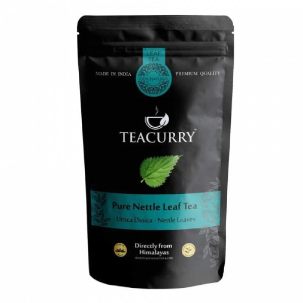Teacurry Nettle Himalayan Leaf Tea, 60 Tea Bags