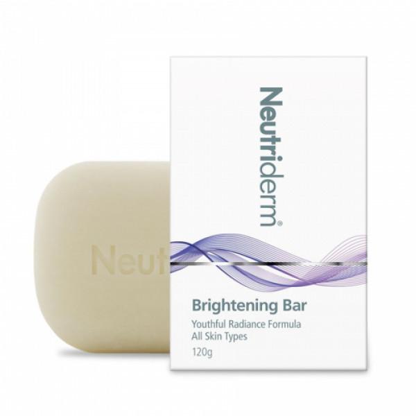 Neutriderm Brightening Bar, 120gm